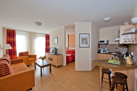 Vista Where To Stay In Budapest Apartment Hotels Premium